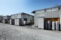 Temporary Housing at Rikuzentakata, 2014 (copyright: Think Global School)